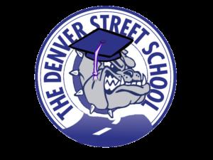Bulldog Logo Grad Cap